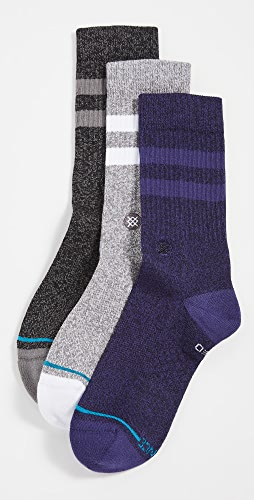 STANCE - The Joven 3 Pack Crew Socks