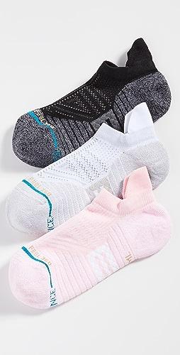 STANCE - Athletic Tab 3 双装袜子