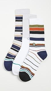 STANCE Destin Socks 3 Pack