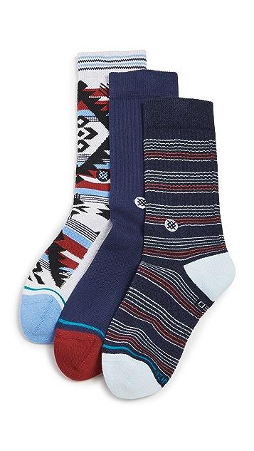STANCE Mirage Socks 3 Pack