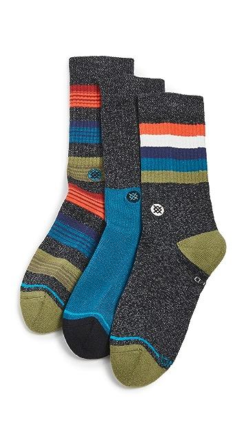 STANCE Myrtle Socks 3 Pack