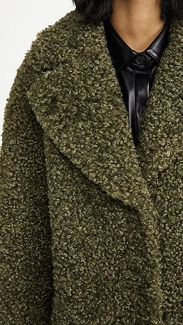 STAND STUDIO Camille Cocoon Coat