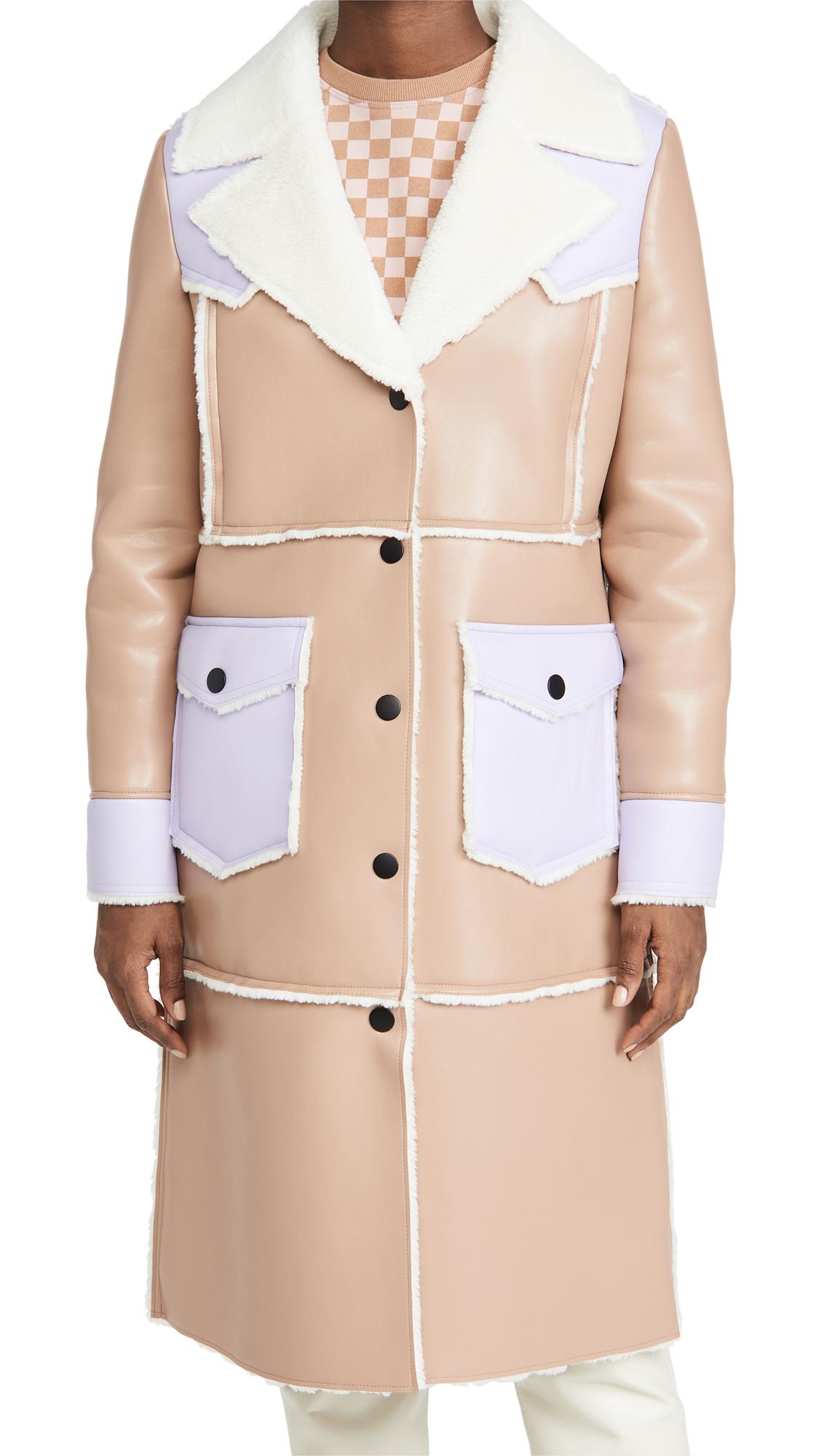 STAND STUDIO Adele Coat