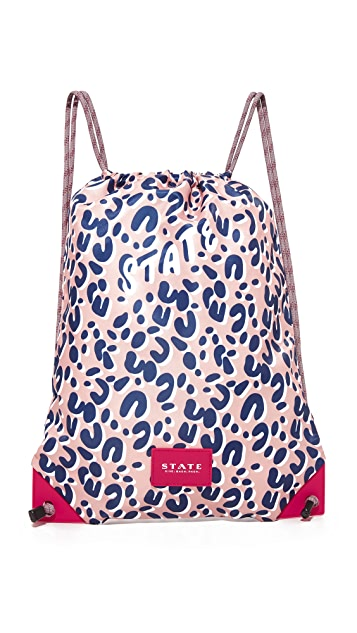 STATE Miller Drawstring Backpack