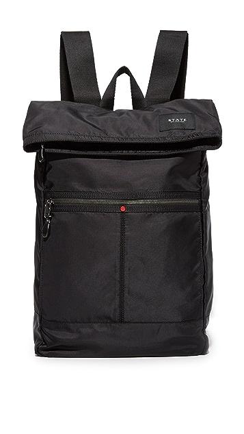 STATE Spencer Nylon Backpack