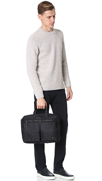 STATE Warren Nylon Briefcase