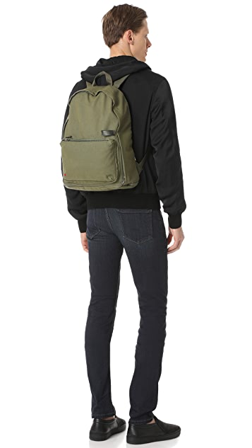 STATE Lorimer Canvas Backpack