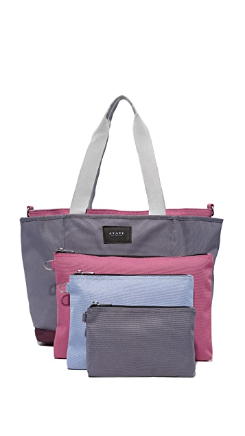 STATE Wellington Diaper Bag