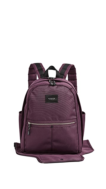 STATE Highland Diaper Bag Backpack