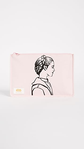 STATE x Star Wars Princess Leia Pouch
