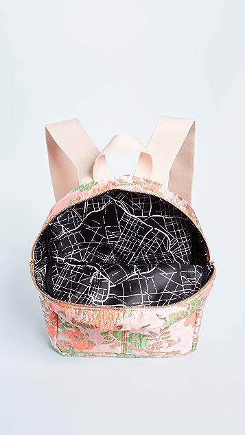 STATE Mini Kane Brocade Backpack
