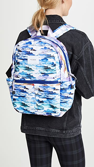 STATE Kane Clouds Backpack