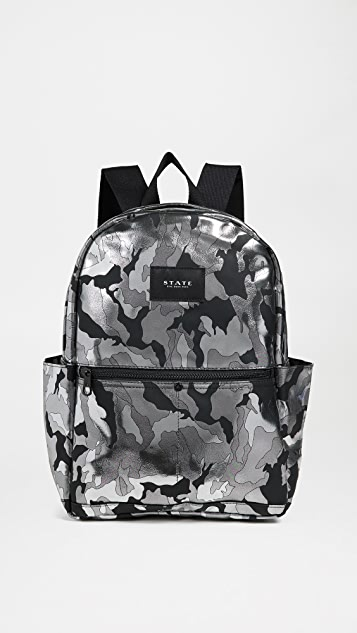 348eb758d3f8 STATE Williams P Camo Backpack ...
