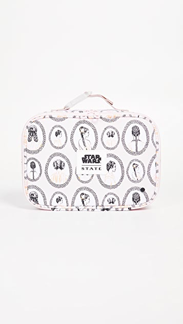 STATE Princess Leia Rodgers Lunchbox