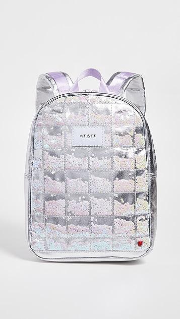 STATE Mini Kane Confetti Backpack