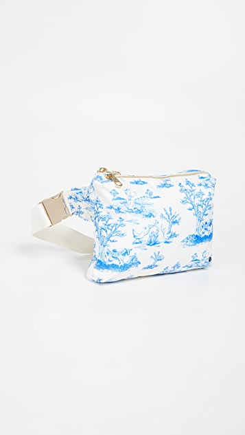 STATE Feminist Toile Webster Fanny Pack