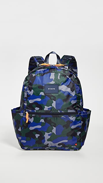 STATE Kane Camo Backpack