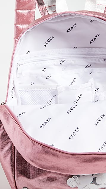 STATE Kane Sequins Backpack