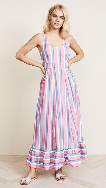 STAUD Eunice Dress