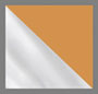 棕褐色鳄鱼纹/PVC 透明色