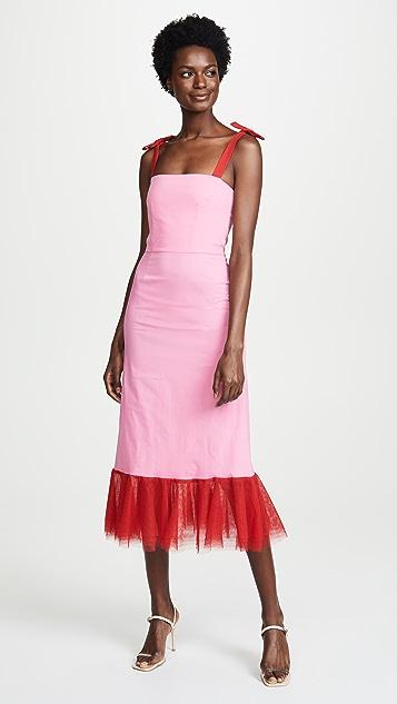 STAUD Langdon Dress