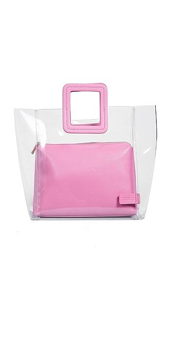 STAUD Shirley Bag - Pink