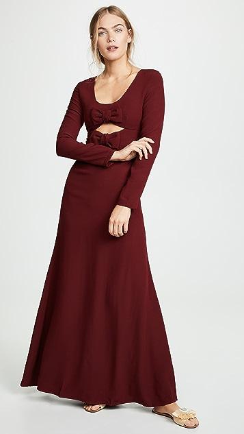 STAUD Lido Dress