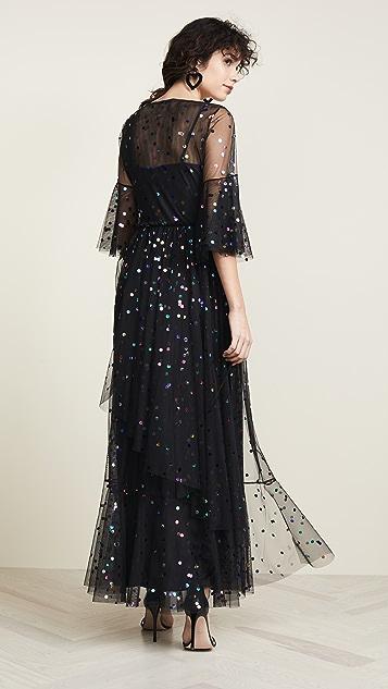 STAUD Townhouse Dress