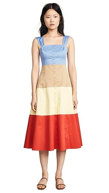 STAUD Ariel Dress