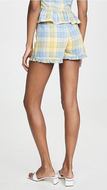 STAUD Wilson 短裤