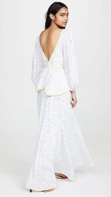 STAUD Panarea Dress