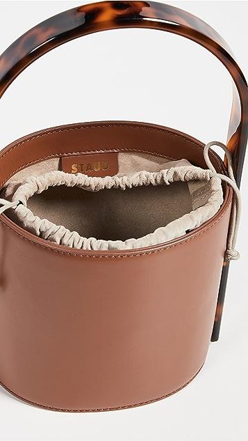 STAUD Tortoise Bissett Bag
