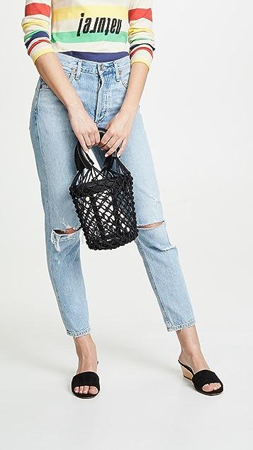 STAUD Прозрачная сумка Moreau