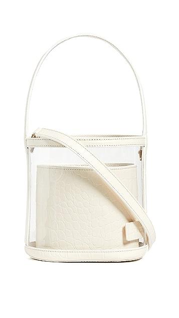 STAUD Прозрачная сумка Bissett