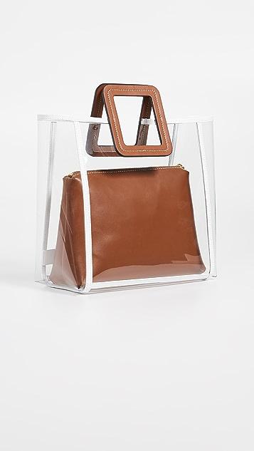 STAUD Каркасная сумка Shirley