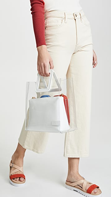 STAUD Pocket Shirley Bag