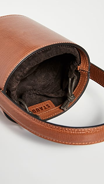 STAUD Mini Bissett Bag