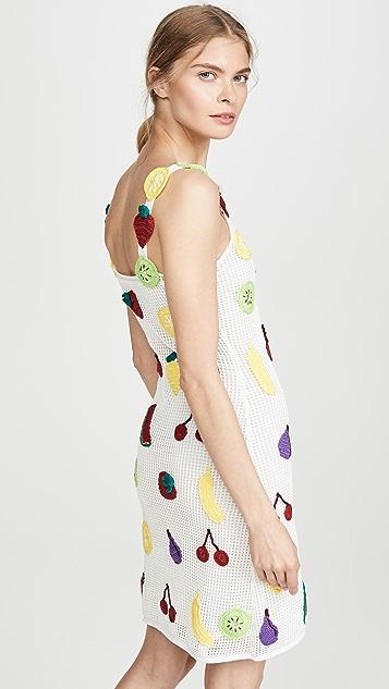 STAUD Платье Maracuya
