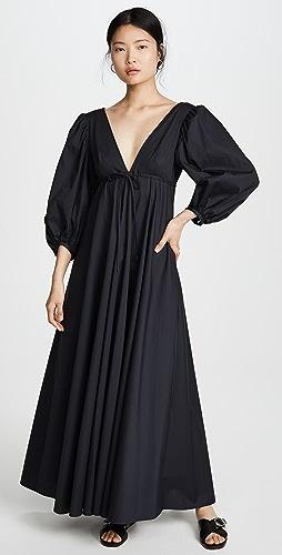 STAUD - Amaretti 连衣裙