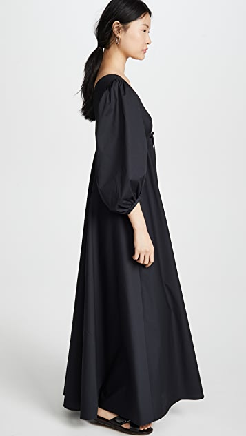 STAUD Amaretti Dress
