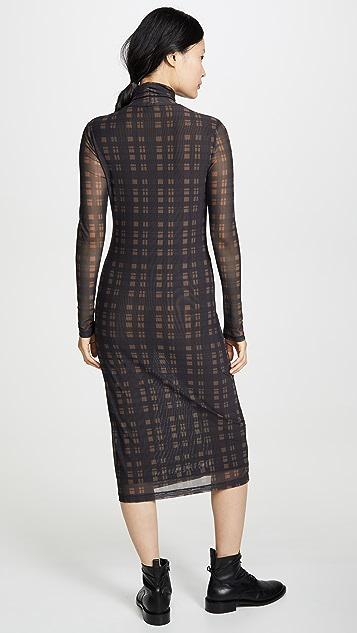 STAUD Priscilla Dress