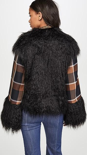 STAUD Cece Coat