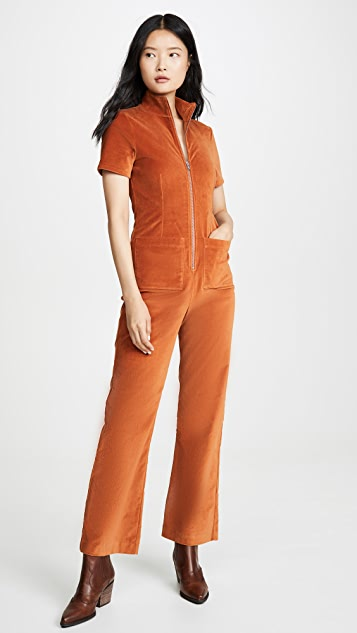 Ziggy Jumpsuit by Staud