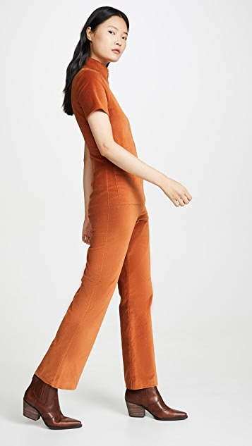 STAUD Ziggy Jumpsuit