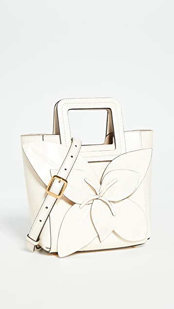 STAUD Mini Fleur Shirley 手提袋