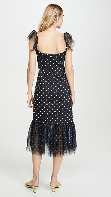 STAUD Платье Marwa