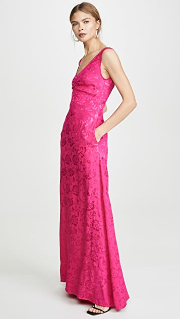 STAUD Setter Dress