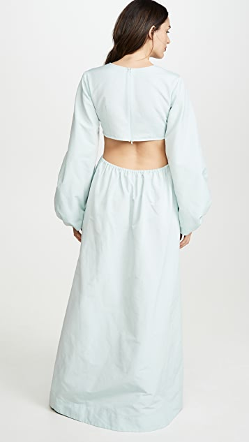 STAUD Ivy Dress