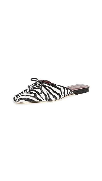 STAUD Gina 穆勒鞋