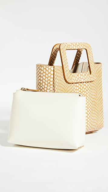 STAUD Mini Shirley Bag